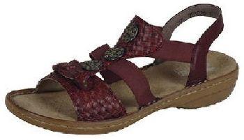 Rieker Sandals 608B4-35